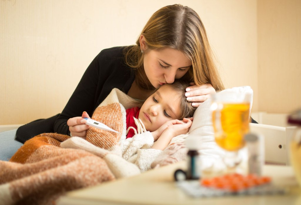 How to Protect Your Child from the Flu
