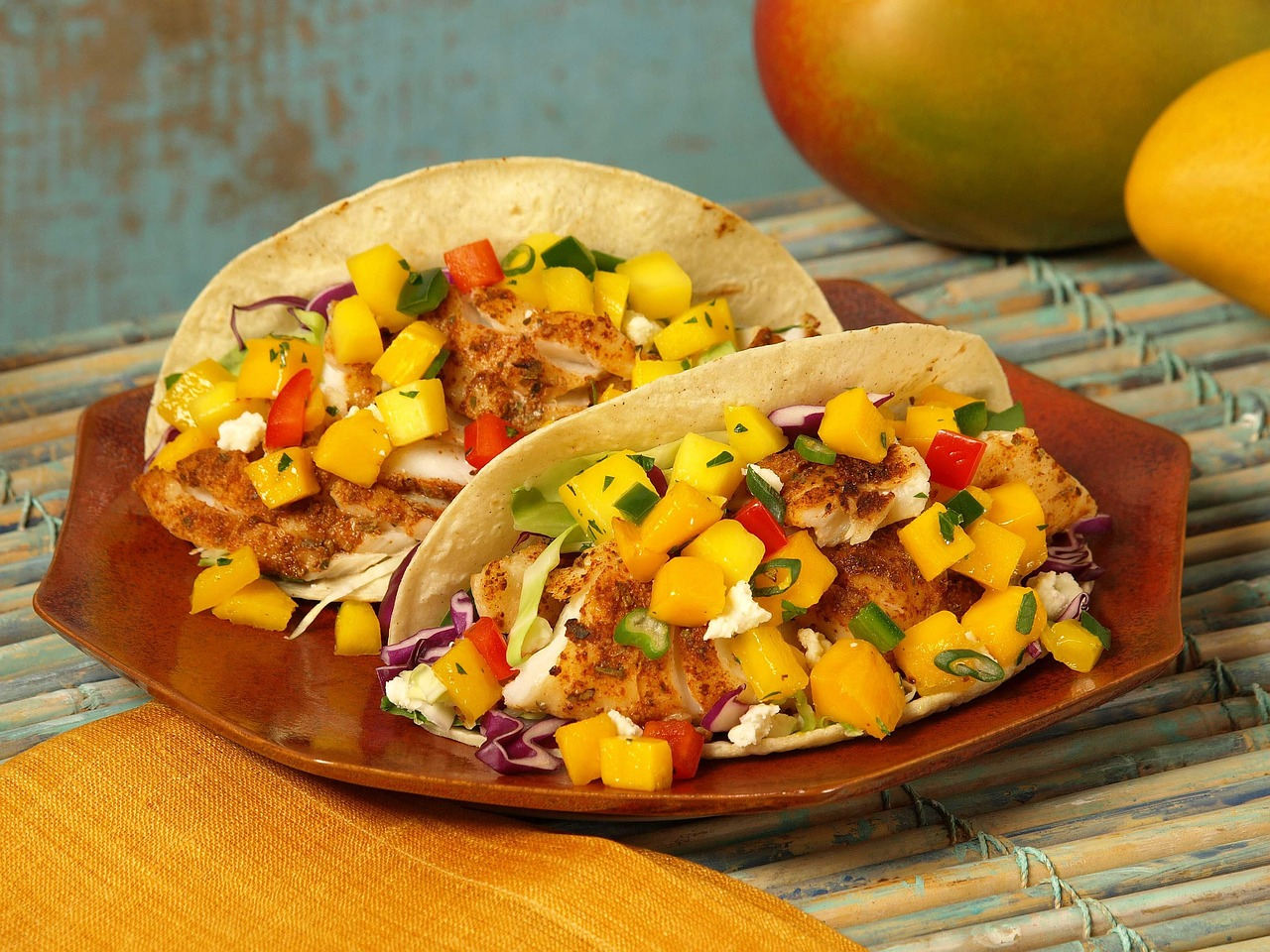 mango catfish taco, taco, cooking-2944558.jpg