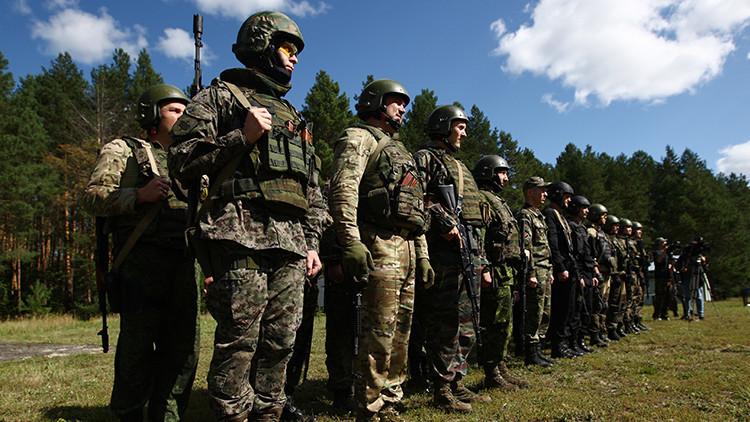 RUSIA CREA UNIDADES NAVALES DE SPETZNAZ PARA CAZAR A ENEMIGOS EN CRIMEA Y EL PACÍFICO