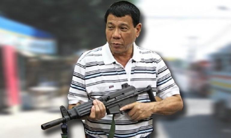 EEUU PODRÍA PLANTEAR UN GOLPE DE ESTADO EN FILIPINAS
