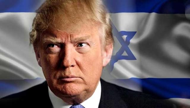 TRUMP REITERA QUE SI ES PRESIDENTE LUCHARÁ CONTRA IRÁN PARA DEFENDER A ISRAEL