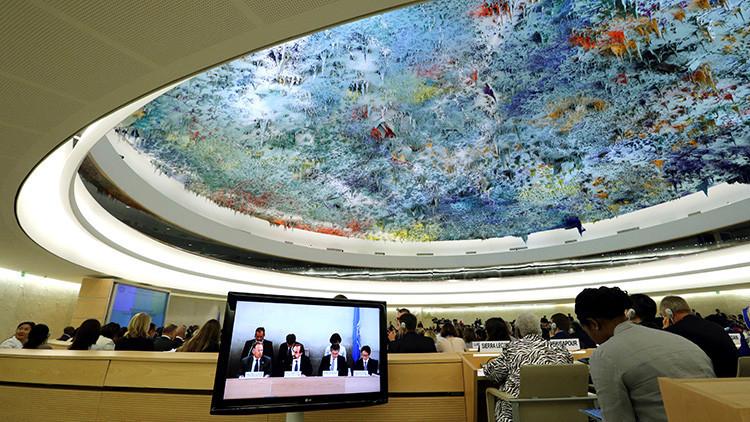 EEUU PODRÍA ABANDONAR EL CONSEJO DE DERECHOS HUMANOS DE LA ONU
