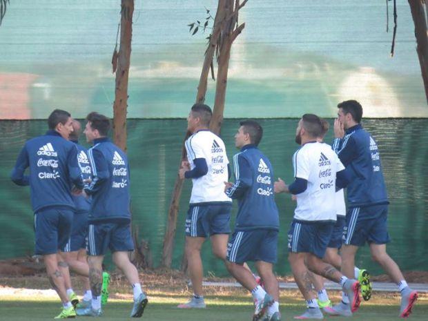 El equipo argentino con ansias de traer el campeonato a casa