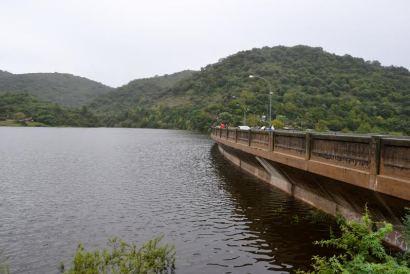 El dique será vaciado entre uno y dos metros en las próximas semanas.