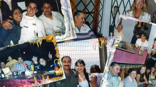 Varias de las fotos no pudieron ser recuperadas, pero la insistencia de Mariana Cuello por salvarlas logró que la perdida no sea total.