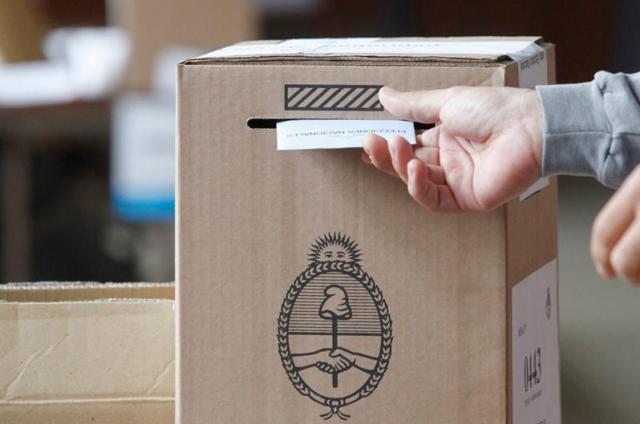 Resultado de las elecciones: a favor del peronismo 1