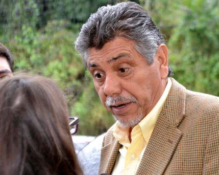 """El únuco intendente del PRO en Sierras Chicas, Eduardo """"El Gato"""" Romero. Foto: El Milenio."""