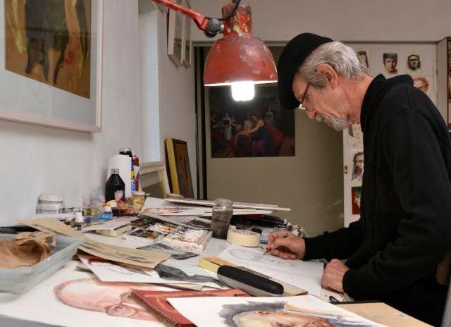 """""""Spilimbergo fue motivo de inspiración permanente en gran parte de mi obra"""" 2"""