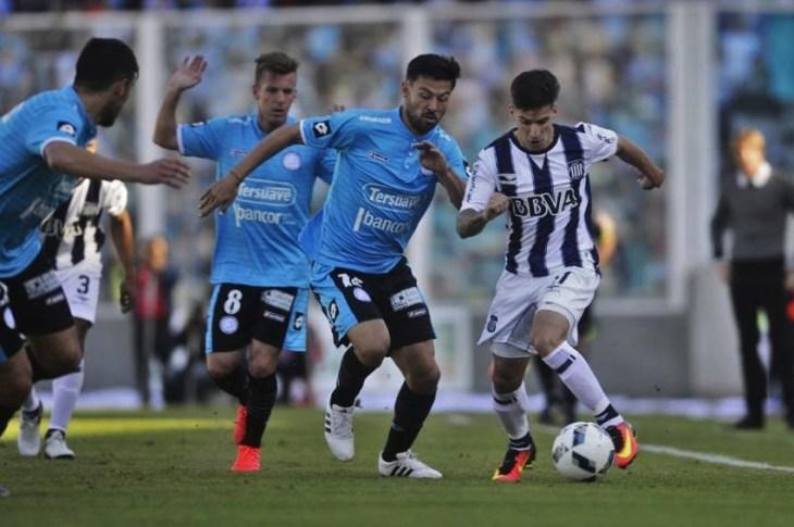 Belgrano venció a Talleres por penales en el gran clásico cordobés disputado en el Kempes 7