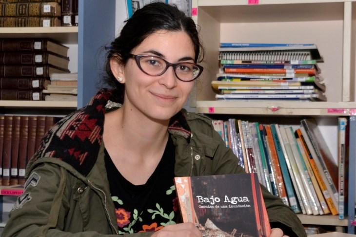 """""""Al libro no lo escribí por mí, sino por la gente de Sierras Chicas"""" 2"""