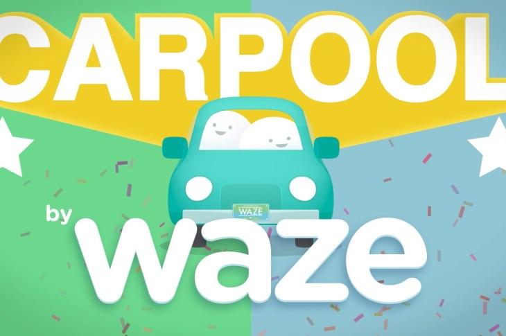Waze carpool: nueva app de Google 10