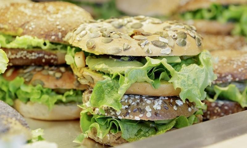 Veganer sind keine Kostver‰chter - Sie leben ges¸nder als andere