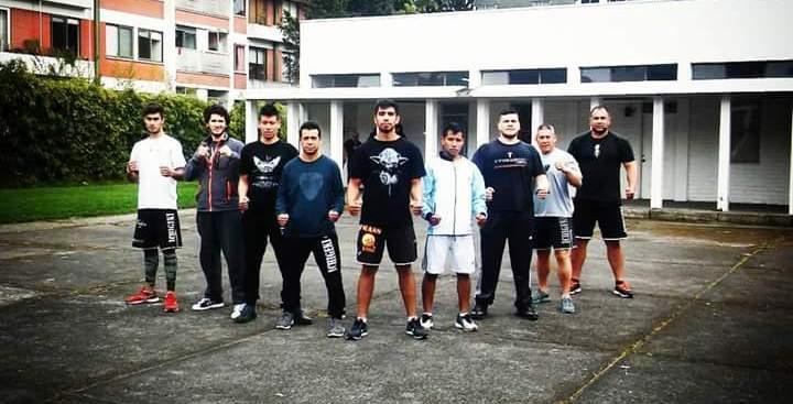 Argentina gritó campeón del 6to Campeonato ConoSur de Karate Kyokushin 5
