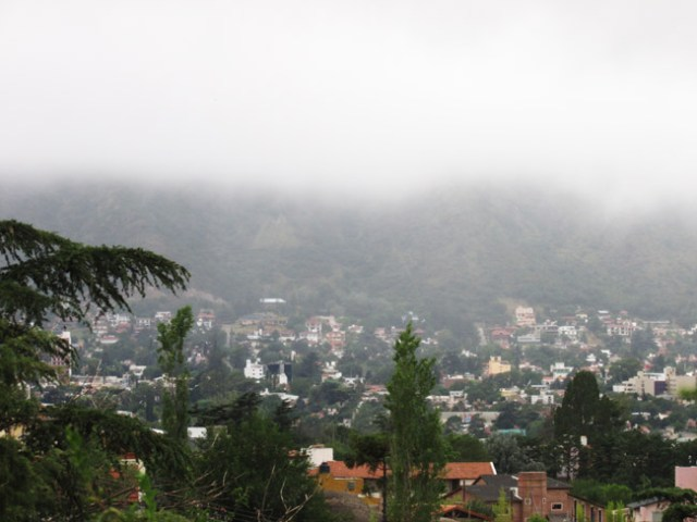 Jueves con probabilidad de lluvias y neblina 1