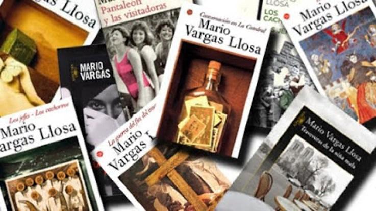 Lista de obras de Mario Vargas Llosa