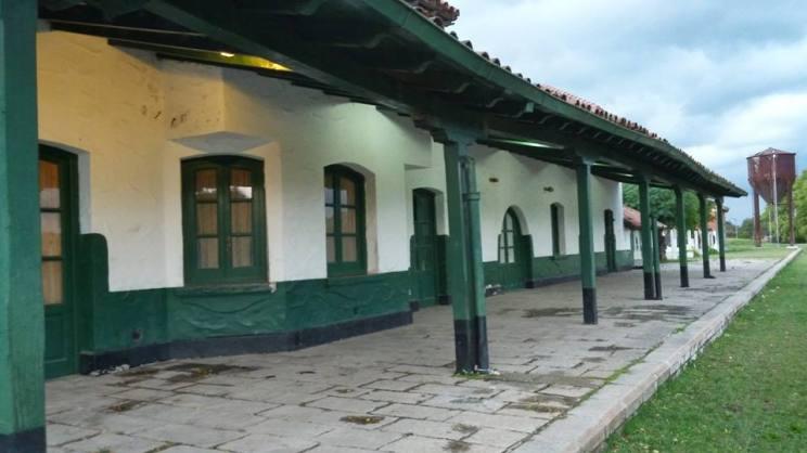 Estación Huerta Grande