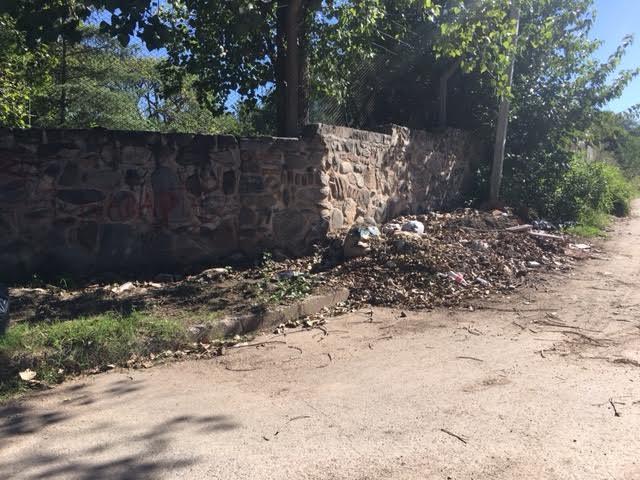 Residuos en Villa Allende