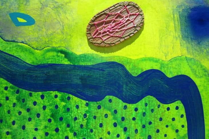 """Muestra de arte """"Inflexiones"""" 5"""