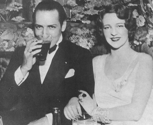 Myriam Stefford y Raúl Barón Biza.