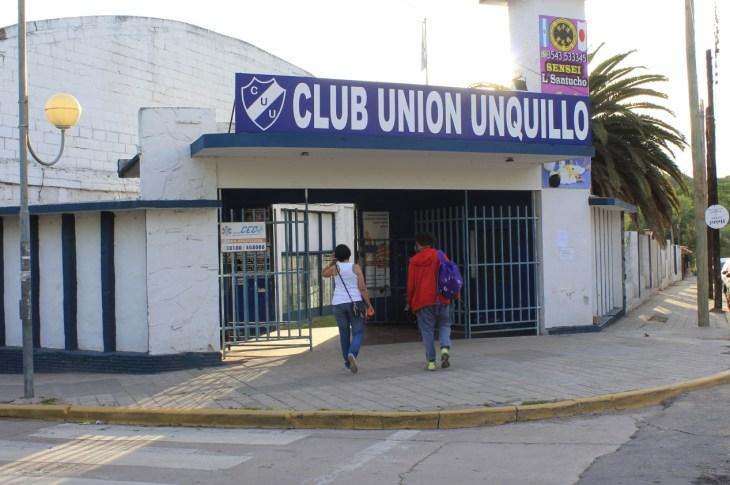 El Club Unión de Unquillo 10