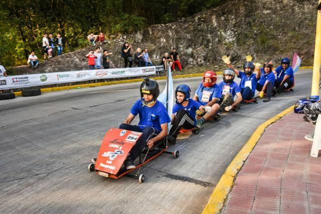 ▶EN FOTOS: 9° Campeonato Nacional de karting a Rulemanes en Río Ceballos 3