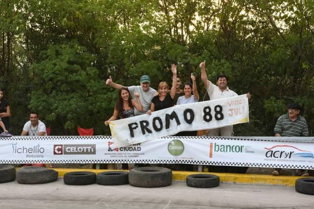 ▶EN FOTOS: 9° Campeonato Nacional de karting a Rulemanes en Río Ceballos 11