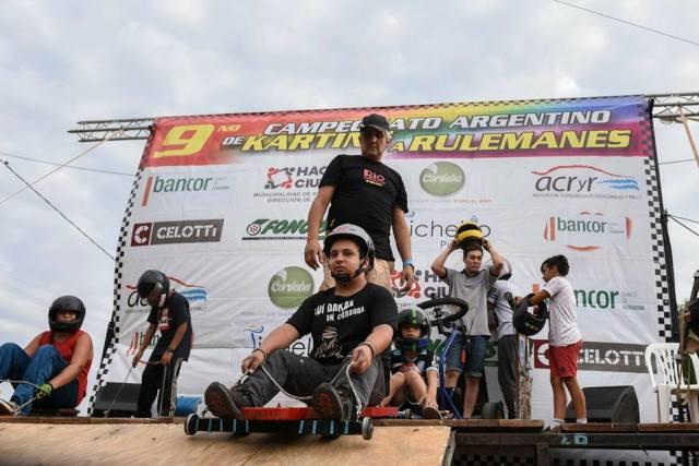 ▶EN FOTOS: 9° Campeonato Nacional de karting a Rulemanes en Río Ceballos 15
