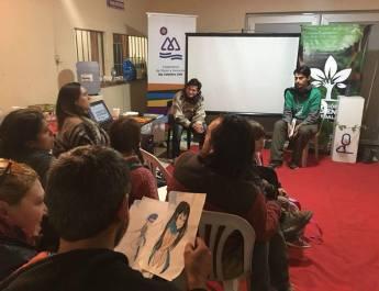 Feria Ambiental del Libro en Río Ceballos