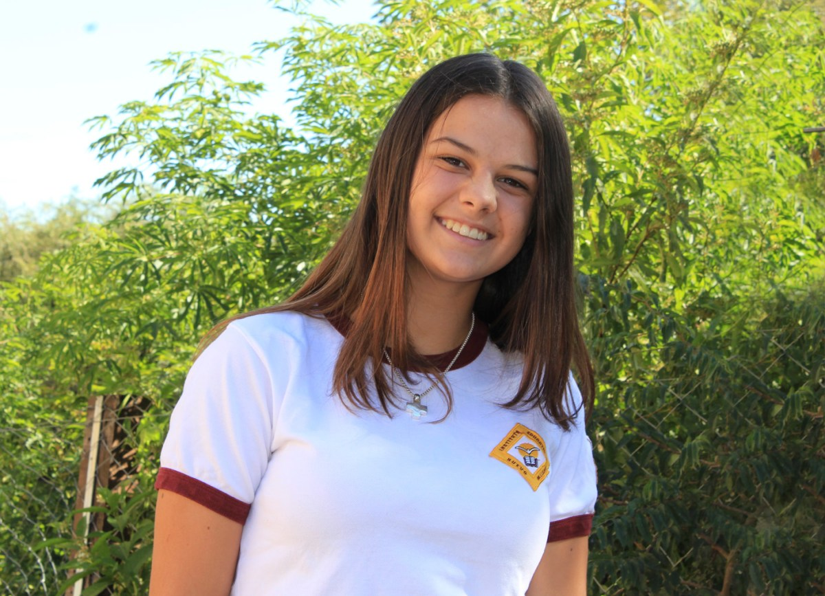Pilar Gallego: la primera jugadora cordobesa en vestir la camiseta de River Plate