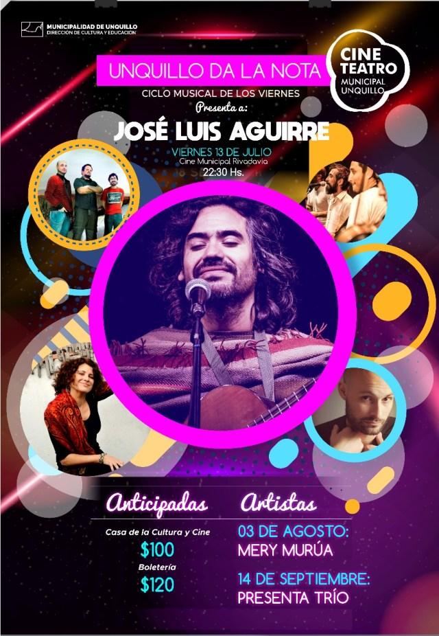El viernes 13 no te cases pero sí embarcate con José Luis Aguirre 1