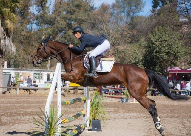 """Elisa Cuitiño: """"La equitación es parte fundamental de mi vida"""" 5"""