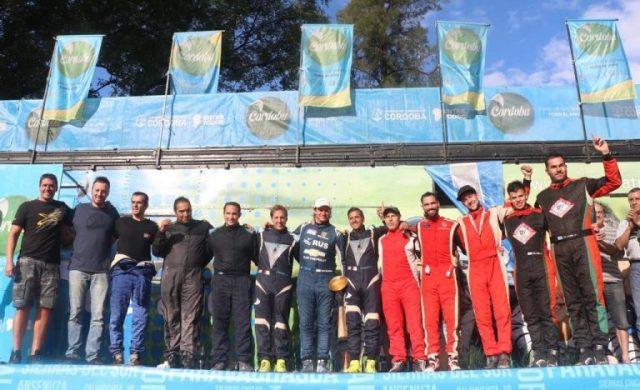 Los resultados finales de El Gran Premio Rally Sierras Chicas 1