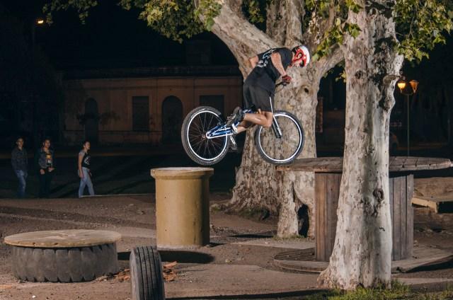 """Maik Sacco: """"cualquiera que se anime a subirse a la bicicleta y empezar de cero ya está haciendo trial"""" 2"""