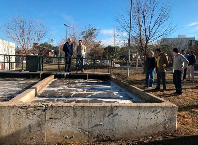 Villa Allende: aprueban amparo contra la instalación de una planta cloacal 1