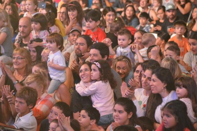 Más de 10 mil personas en el 32° Festival de la Solidaridad 13