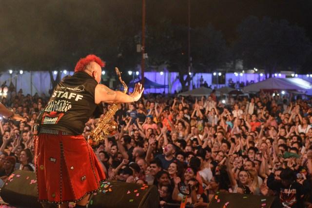 Más de 10 mil personas en el 32° Festival de la Solidaridad 1