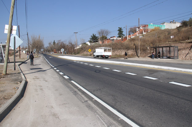 Trágico choque en la E-53: murió un joven que viajaba en moto