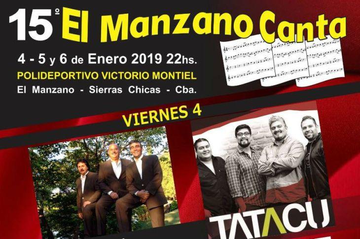 El Manzano Canta, en su 15° edición 4