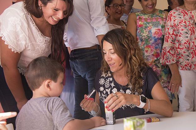 Familias de Mendiolaza celebraron su nueva Sala Cuna 1