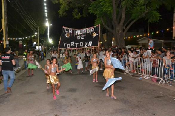 En fotos: la celebración del Carnaval de Unquillo 9