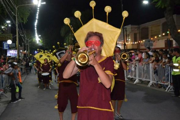 En fotos: la celebración del Carnaval de Unquillo 1