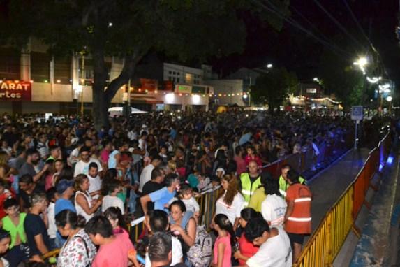 En fotos: la celebración del Carnaval de Unquillo 16
