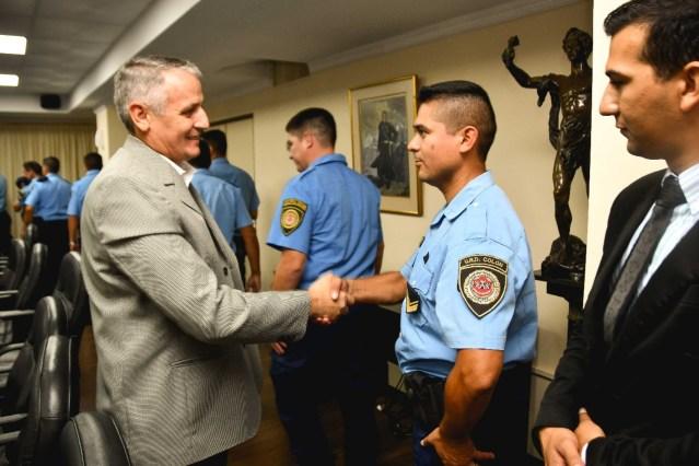 Destacaron a 25 efectivos del Departamento Colón por su accionar profesional 3
