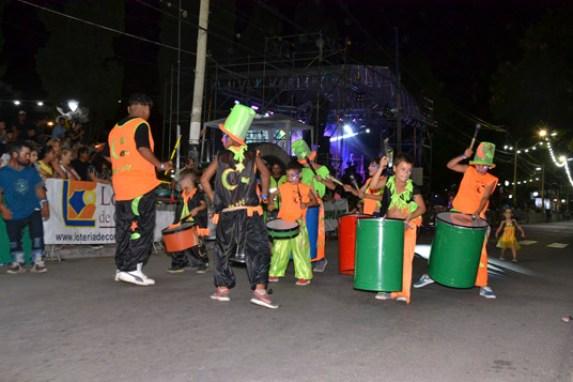 En fotos: la celebración del Carnaval de Unquillo 17