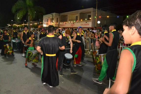 En fotos: la celebración del Carnaval de Unquillo 20