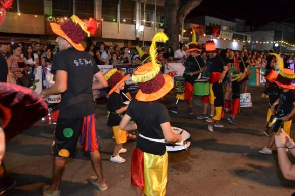 En fotos: la celebración del Carnaval de Unquillo 23