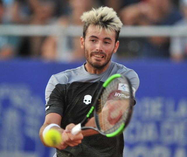 El cordobés Lóndero en la final del Córdoba Open 2019 2