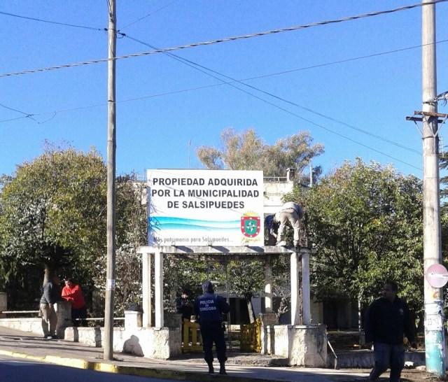 La Municipalidad de Salsipuedes hizo pública la situación jurídica del ex hotel Supeh 2