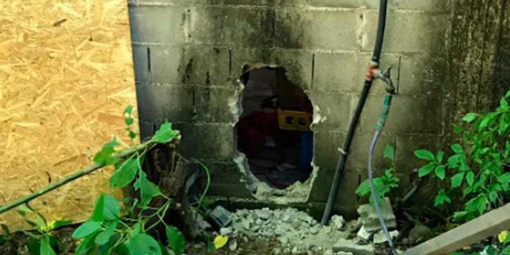 Desmantelan un taller en Mendiolaza