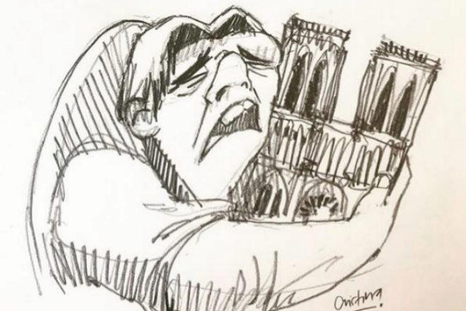 ¿Disney predijo el incendio de la catedral de Notre Dame? 2